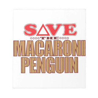 Macaroni Penguin Save Notepad