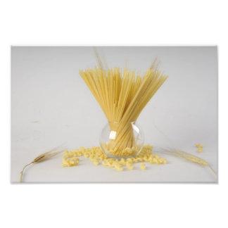 Macaroni Art Photo