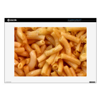 """Macaroni's and cheese 15"""" laptop decal"""