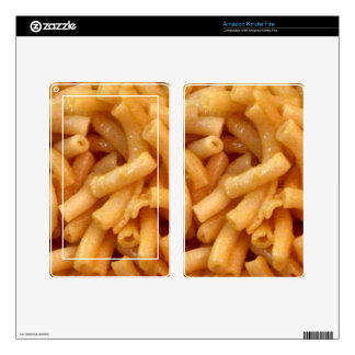 Macaroni's and cheese decals for kindle fire