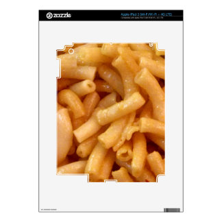 Macaroni's and cheese iPad 3 decal