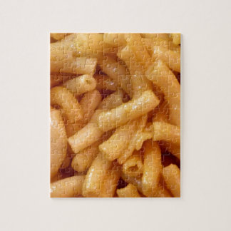 Macaroni's and cheese jigsaw puzzle