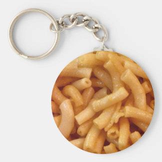 Macaroni's and cheese keychain