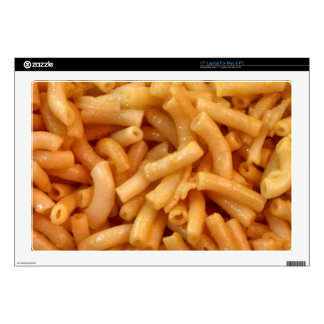 Macaroni's and cheese laptop decal