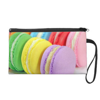 Macarons Bag Wristlet