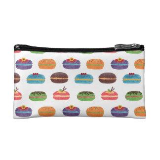 Macarons Makeup Bag