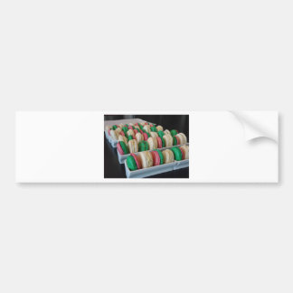 Macarons Bumper Sticker