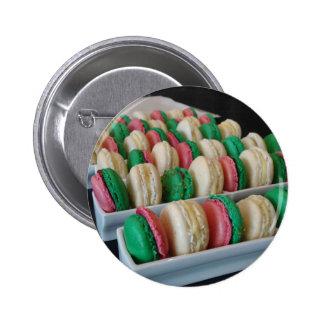 Macarons Buttons