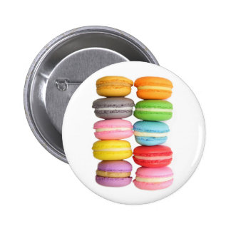 Macarons Pinback Buttons