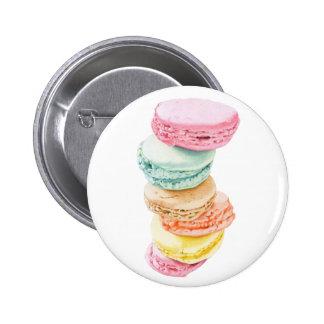 Macarons Button
