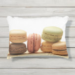 "Macarons by ""Provence Provence"" Outdoor Pillow"