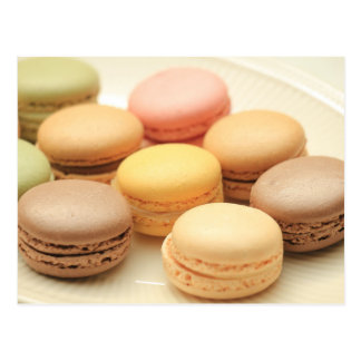 """Macarons by """"Provence Provence"""" Postcard"""