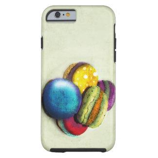 Macarons case Makronen Macaron Macarons Tough iPhone 6 Case