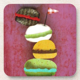 Macarons Coaster