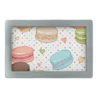 Macarons,cookies,french pastries,food hipster,then rectangular belt buckle