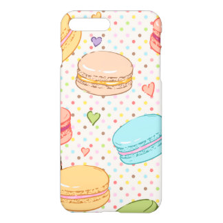 Macarons,cookies,french pastries,food hipster,tren iPhone 7 plus case