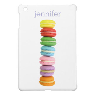 Macarons Custom iPad Mini Cover