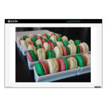 Macarons Decal For Laptop