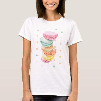 Macarons dots Ladies T-shirt