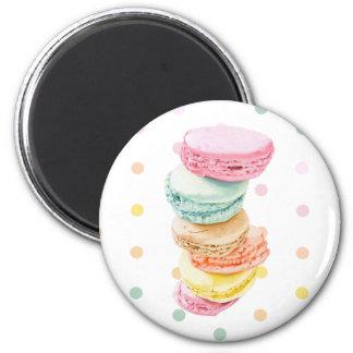 Macarons dots Magnet