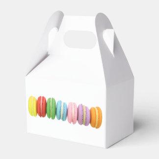Macarons Favor Boxes
