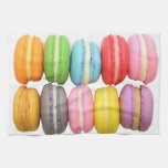 Macarons Hand Towels