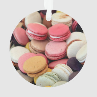 Macarons in different colors