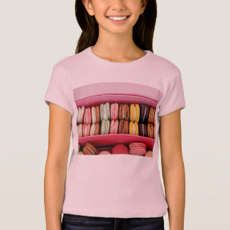 Macarons in different colors T-Shirt
