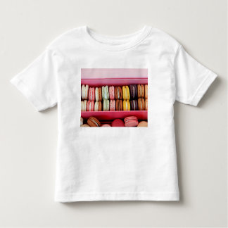 Macarons in different colors toddler t-shirt