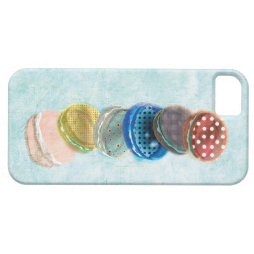 Macarons iphone 5 Case - iphone 5s Case