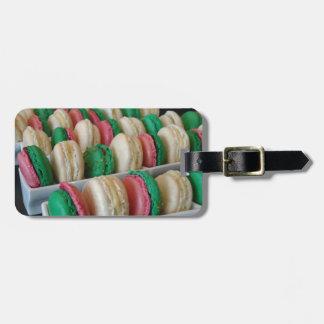 Macarons Bag Tag