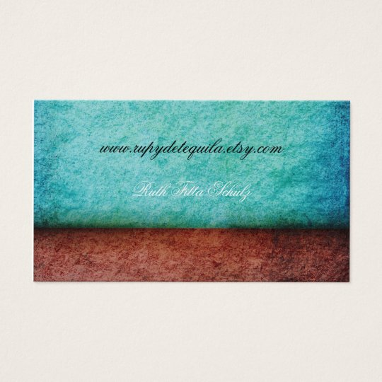 Macarons Patisserie Business Card