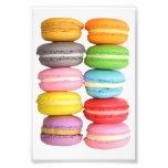 Macarons Photo Prints