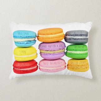 Macarons Pillow Accent Pillow