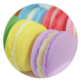 Macarons Plato