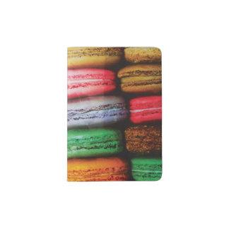 Macarons Porta Pasaporte