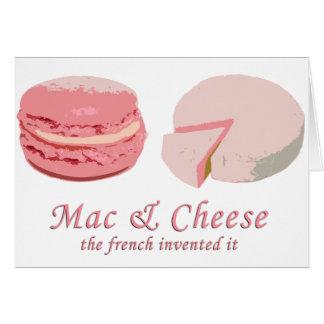 Macarons y queso - LeFrenchVintage Felicitaciones