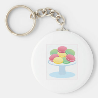Macaroons Keychains