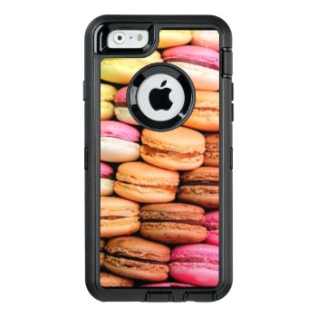 Macaroons Otterbox Defender Iphone Case by MissMatching at Zazzle