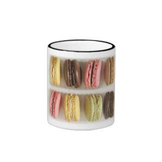 Macaroons Ringer Coffee Mug