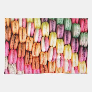 Macaroons Towel