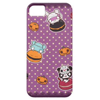 Macarrones de Halloween iPhone 5 Case-Mate Cárcasa