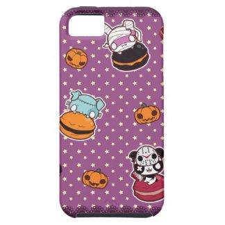 Macarrones de Halloween iPhone 5 Case-Mate Cobertura