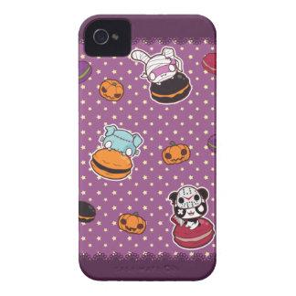 Macarrones de Halloween Case-Mate iPhone 4 Coberturas