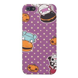 Macarrones de Halloween iPhone 5 Cárcasa