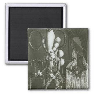 Macarrones del panteón, 1773 imanes de nevera