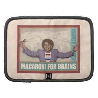 Macarrones para los cerebros