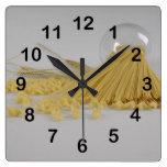 Macarrones Reloj De Pared