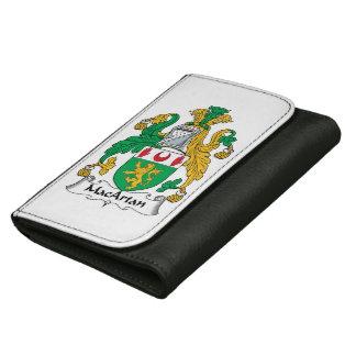 MacArtan Family Crest Wallets