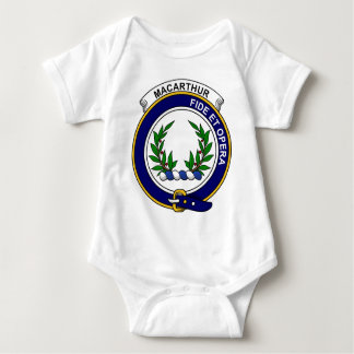 MacArthhur (or Arthur) Clan Badge Tee Shirt